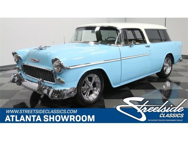 Picture of Classic '55 Chevrolet Nomad - $69,995.00 Offered by  - QGU9