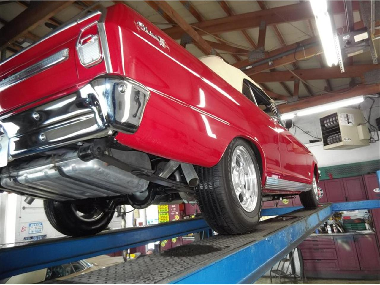Large Picture of '62 Nova - QGUB