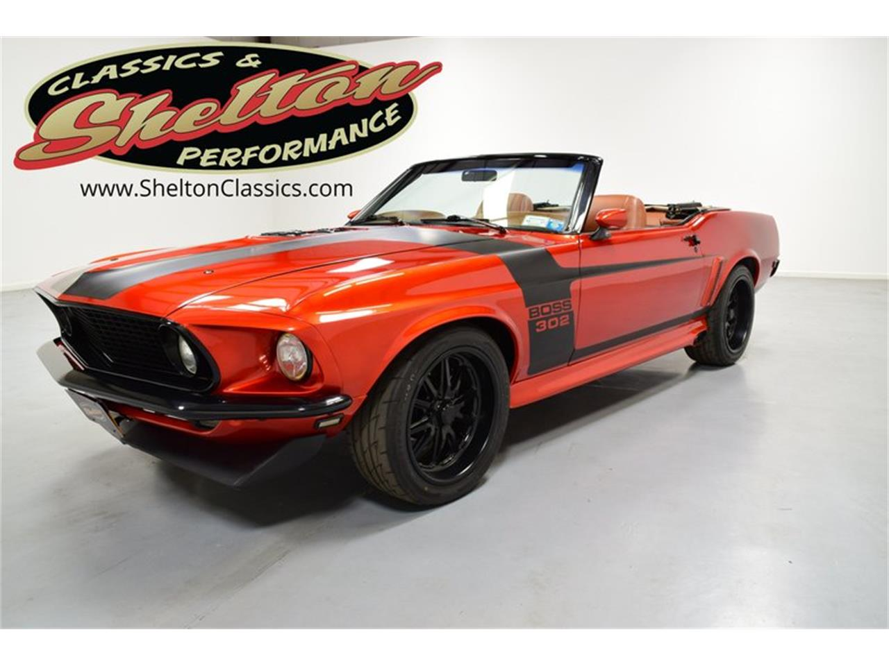 For sale 1969 ford mustang in mooresville north carolina