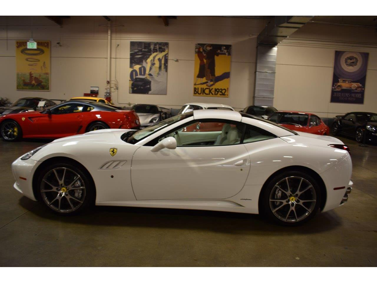 Large Picture of '10 California located in California - $159,000.00 Offered by Crevier Classic Cars - QD41