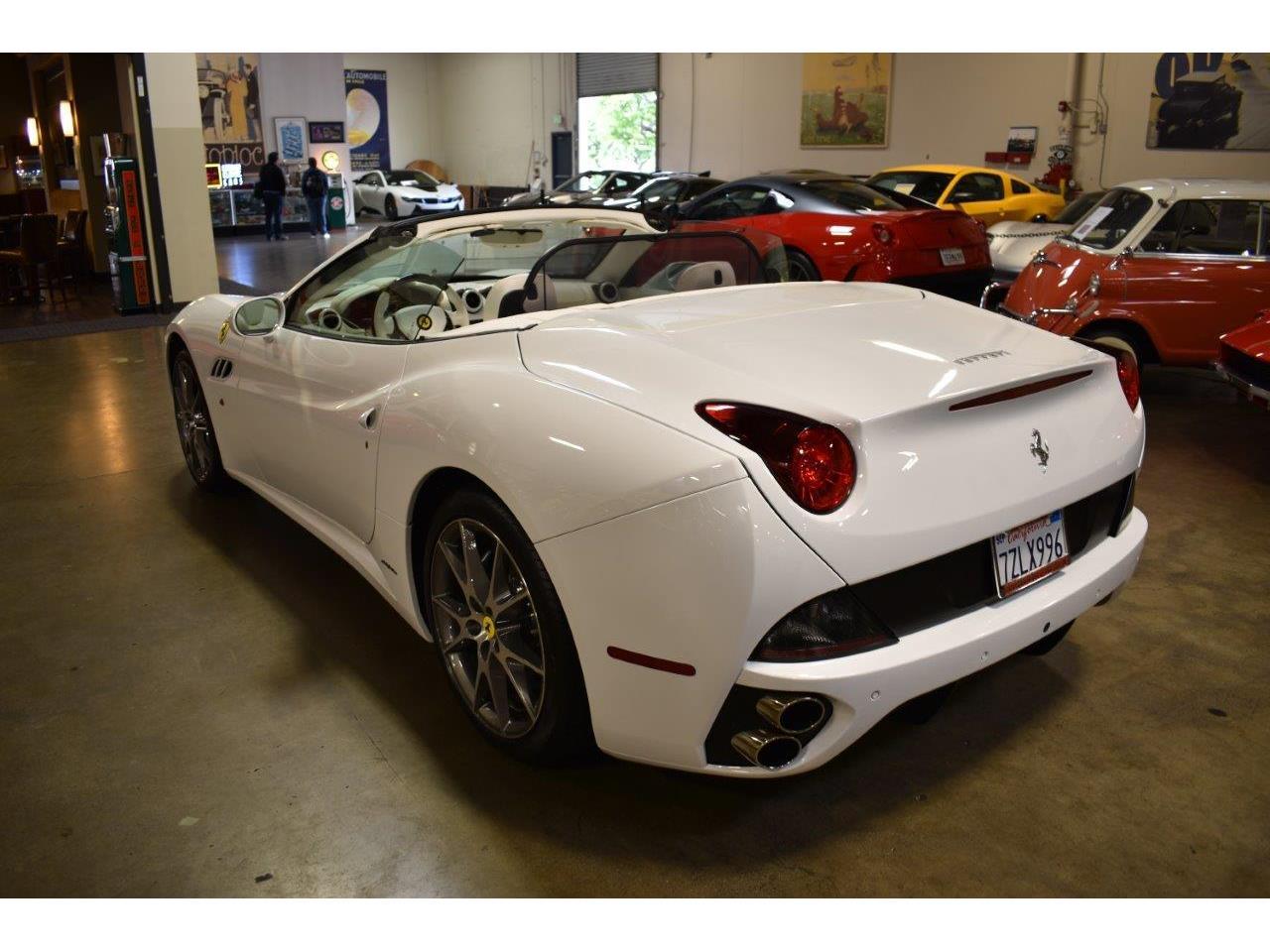 Large Picture of '10 Ferrari California located in California - $159,000.00 - QD41