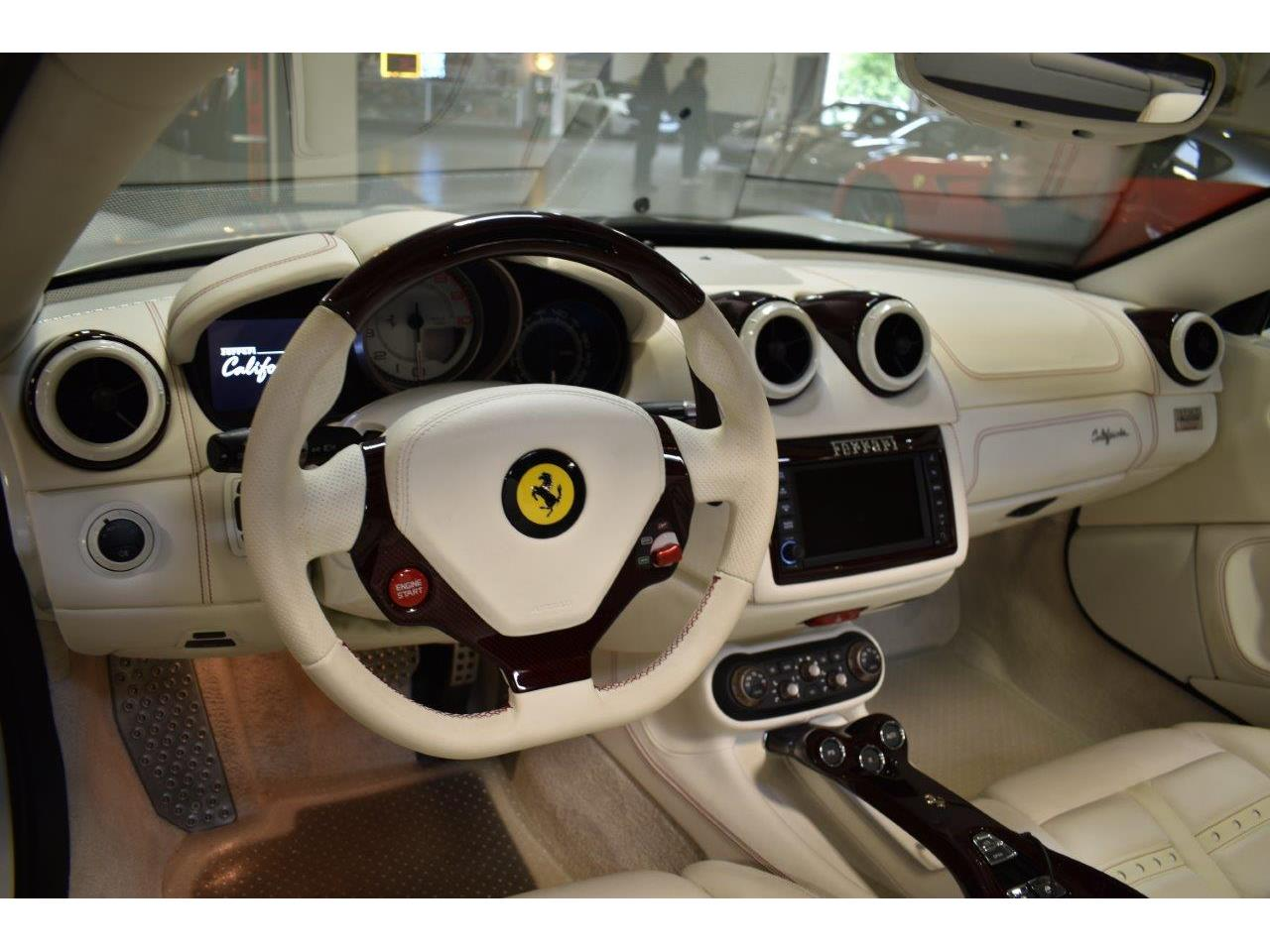 Large Picture of 2010 Ferrari California Offered by Crevier Classic Cars - QD41