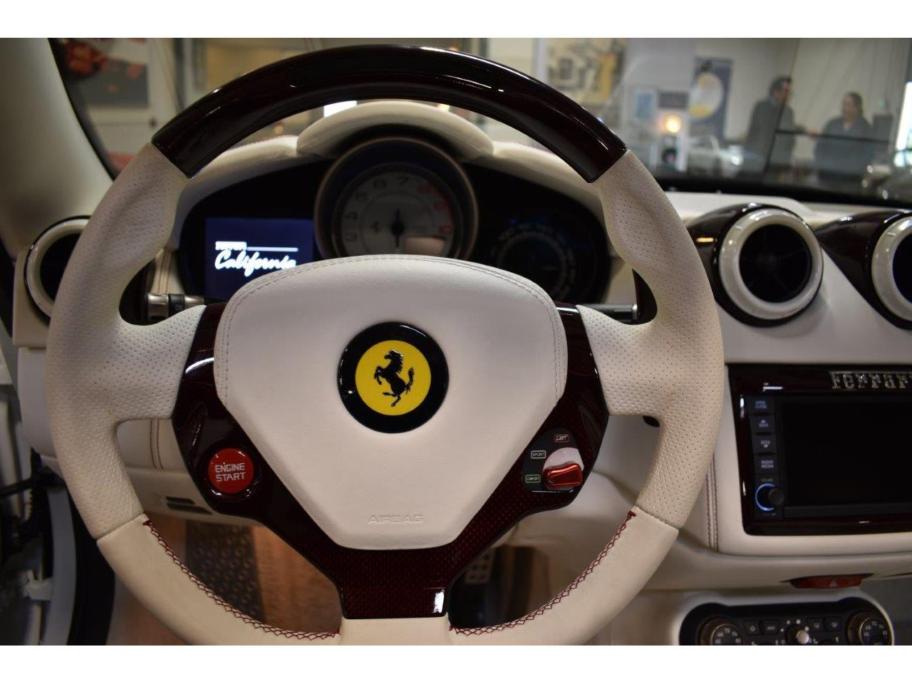 Large Picture of '10 Ferrari California located in California - $159,000.00 Offered by Crevier Classic Cars - QD41