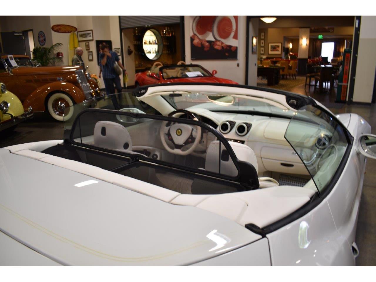 Large Picture of 2010 Ferrari California located in Costa Mesa California - QD41