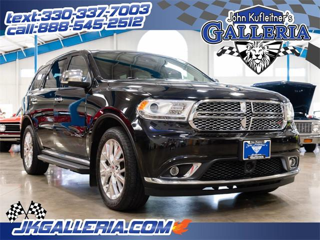 Picture of 2015 Durango located in Ohio Offered by  - QGVI