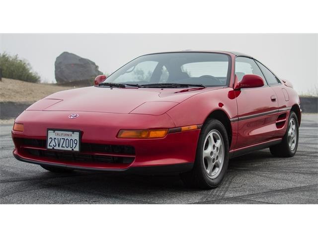 Picture of '91 MR2 - QDGG