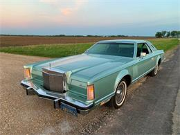 Picture of '78 Lincoln Continental located in Carey Illinois - $15,000.00 Offered by Park-Ward Motors - QGWL