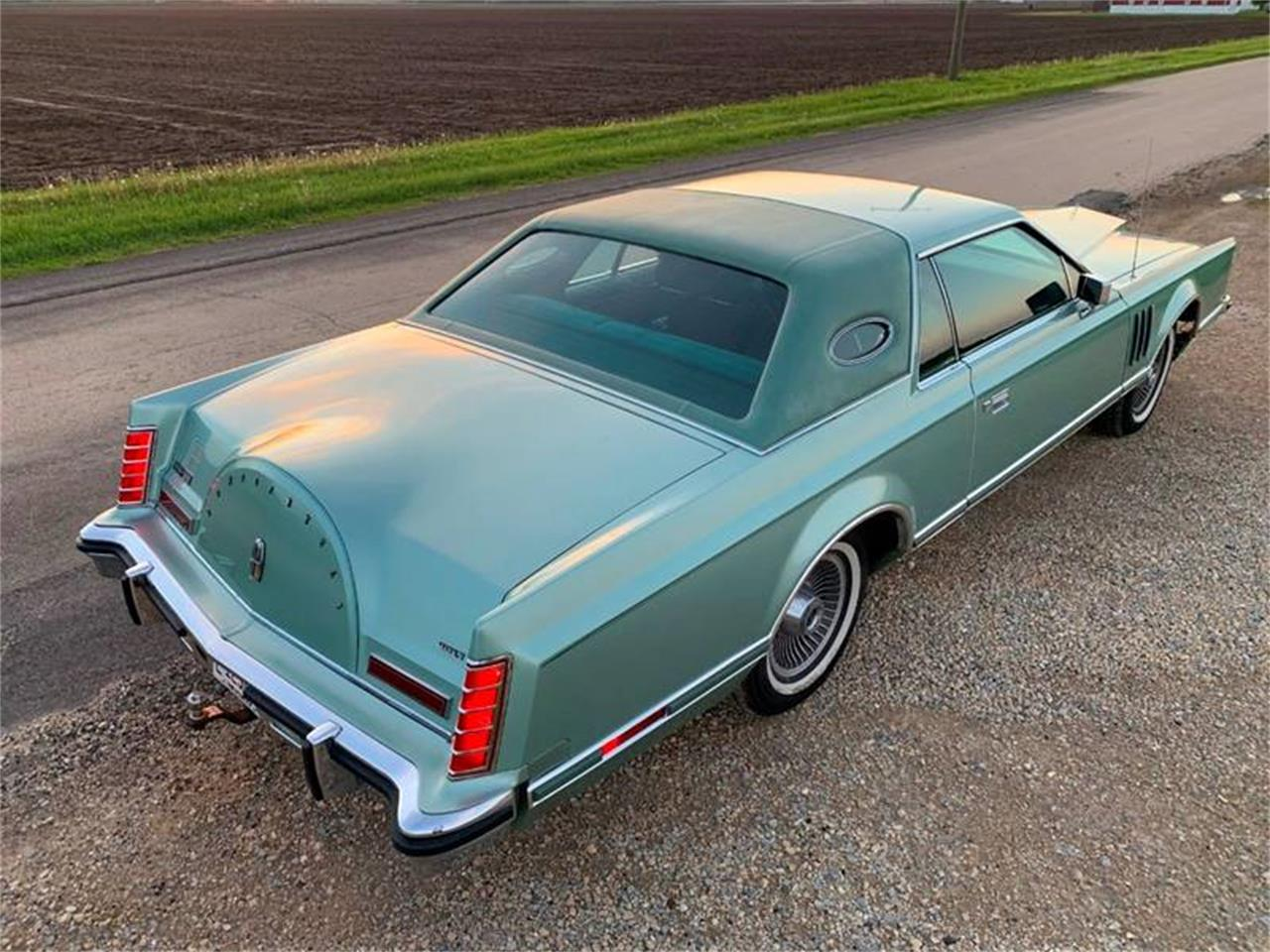 Large Picture of 1978 Lincoln Continental located in Illinois - $15,000.00 - QGWL