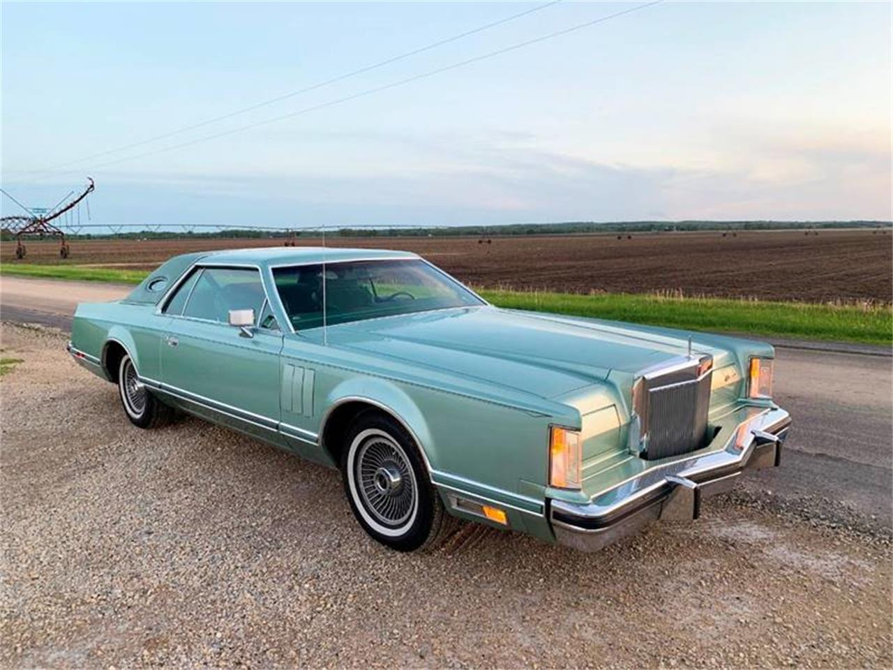 Large Picture of '78 Continental located in Illinois - $15,000.00 Offered by Park-Ward Motors - QGWL
