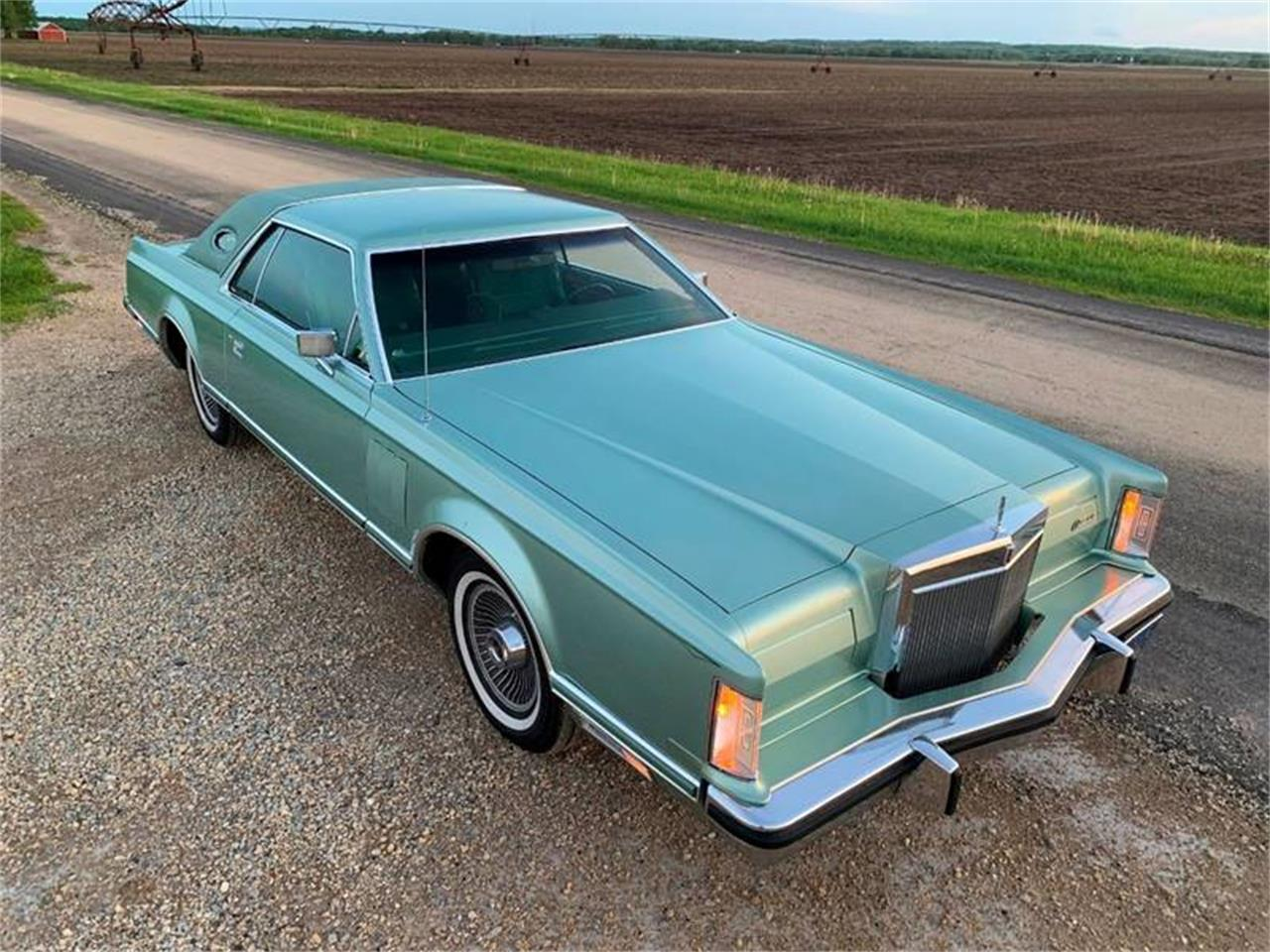 Large Picture of 1978 Lincoln Continental located in Carey Illinois - $15,000.00 Offered by Park-Ward Motors - QGWL