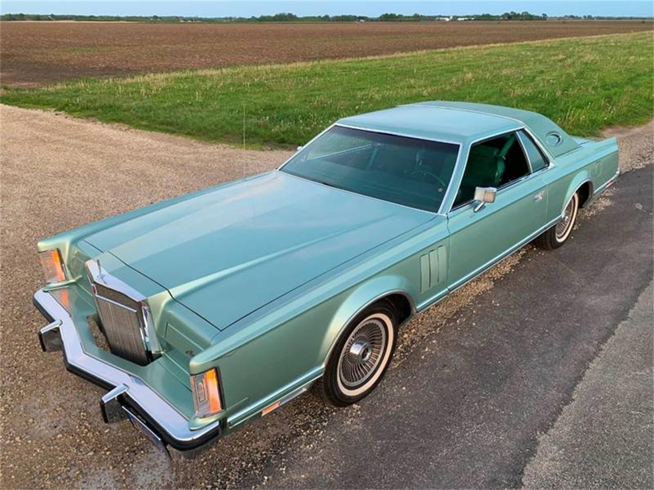 Large Picture of '78 Continental located in Carey Illinois Offered by Park-Ward Motors - QGWL