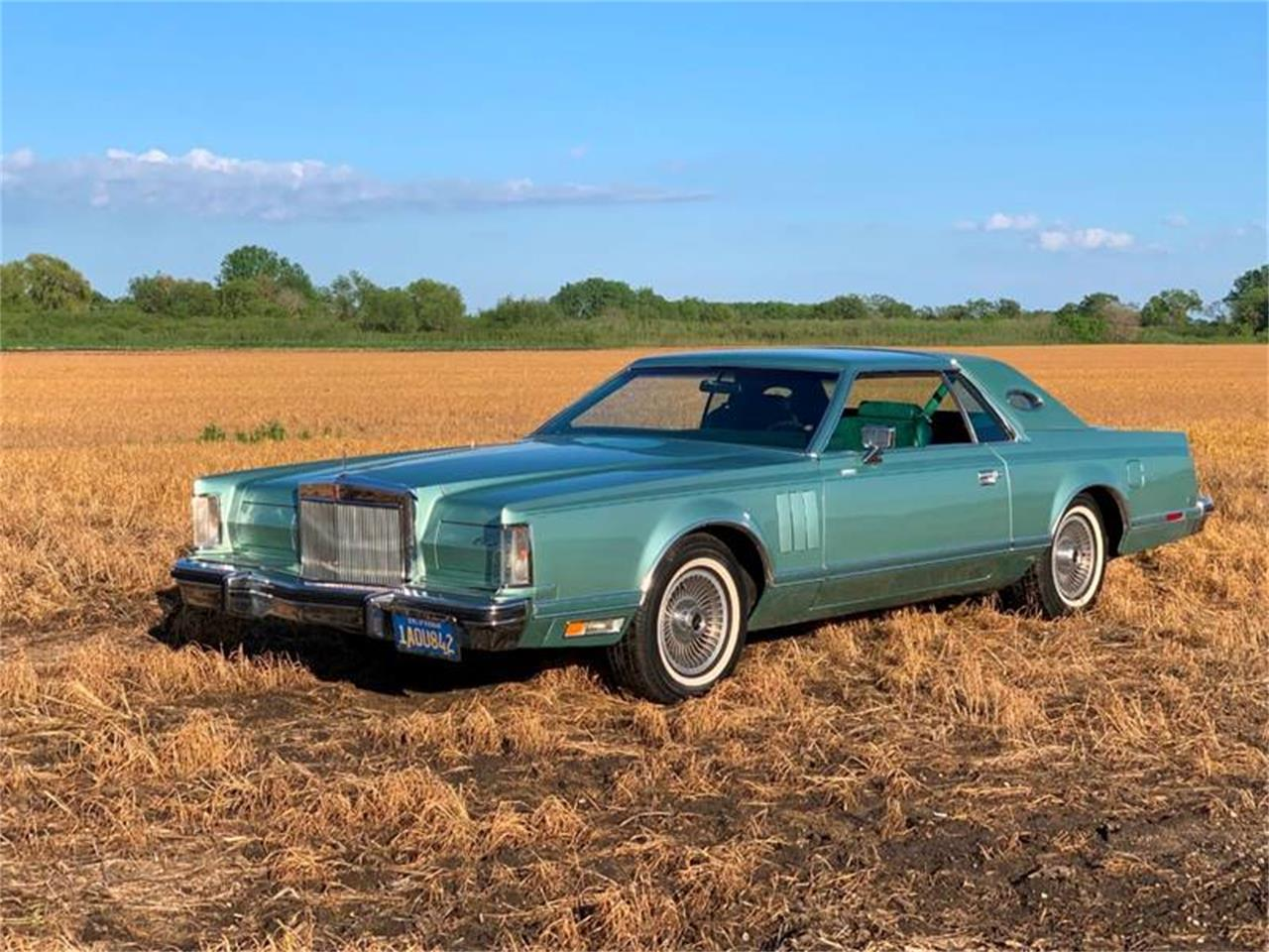 Large Picture of 1978 Lincoln Continental Offered by Park-Ward Motors - QGWL
