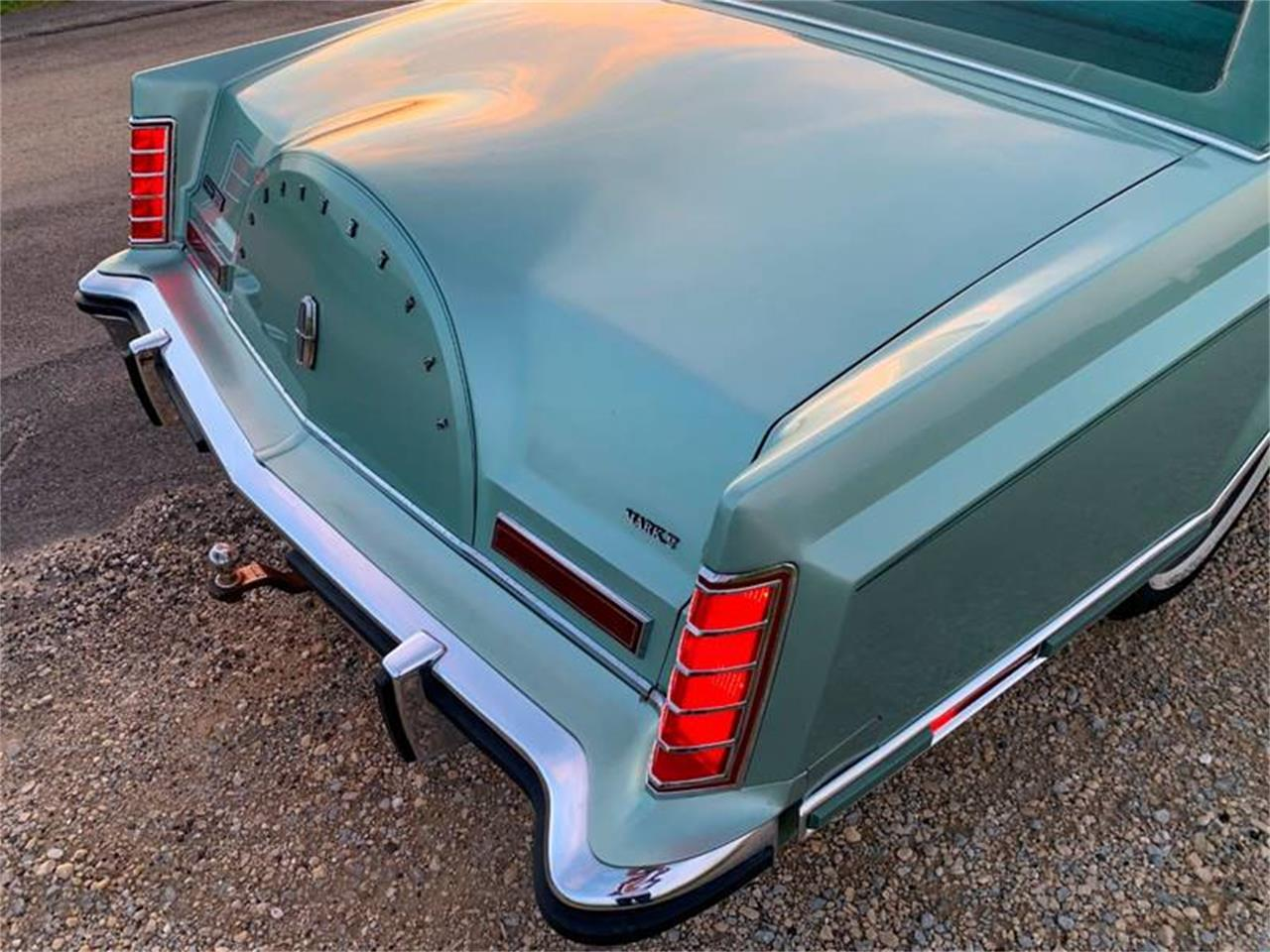 Large Picture of 1978 Lincoln Continental - $15,000.00 Offered by Park-Ward Motors - QGWL