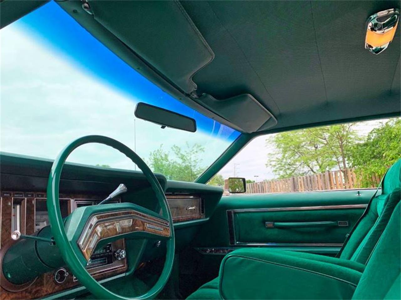 Large Picture of '78 Continental Offered by Park-Ward Motors - QGWL