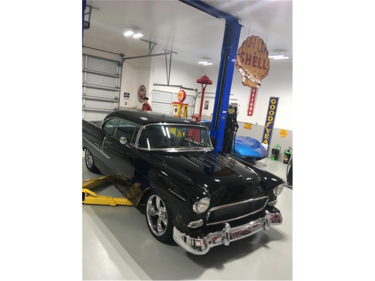 Large Picture of Classic 1955 Bel Air Auction Vehicle Offered by Motorsport Auction Group - QGWT