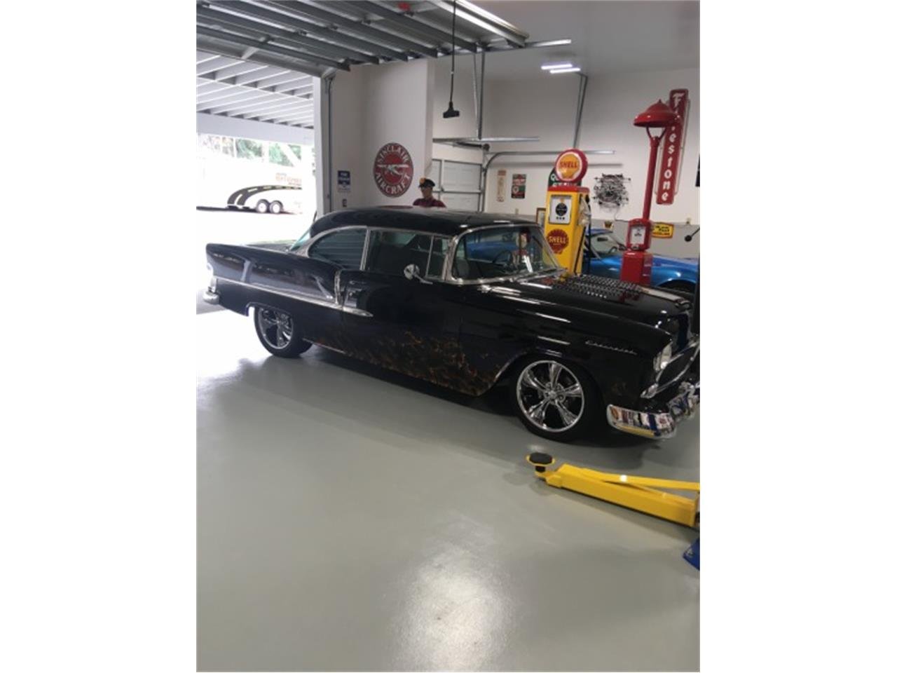 Large Picture of '55 Bel Air Offered by Motorsport Auction Group - QGWT