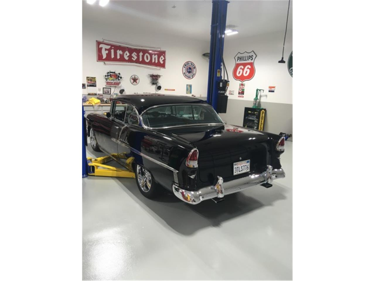 Large Picture of 1955 Bel Air located in Sparks Nevada Offered by Motorsport Auction Group - QGWT