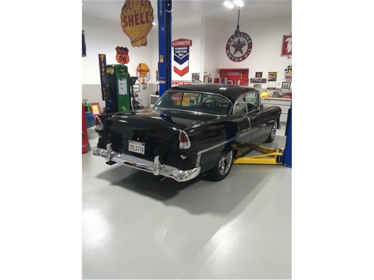 Large Picture of '55 Bel Air located in Nevada Auction Vehicle Offered by Motorsport Auction Group - QGWT