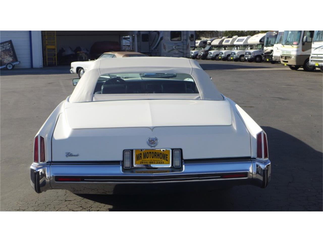 Large Picture of '73 Eldorado - QGWV