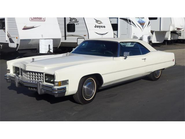 Picture of '73 Eldorado - QGWV