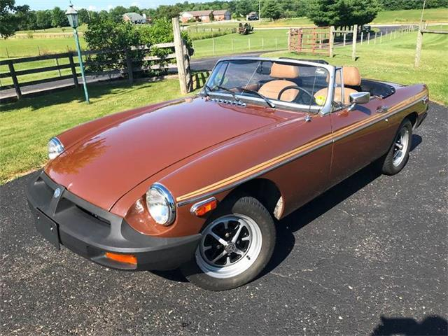Picture of '79 MGB - QGX5