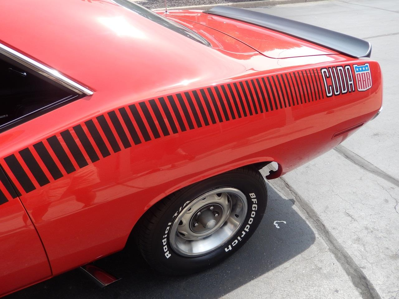 Large Picture of '70 Cuda - QD42