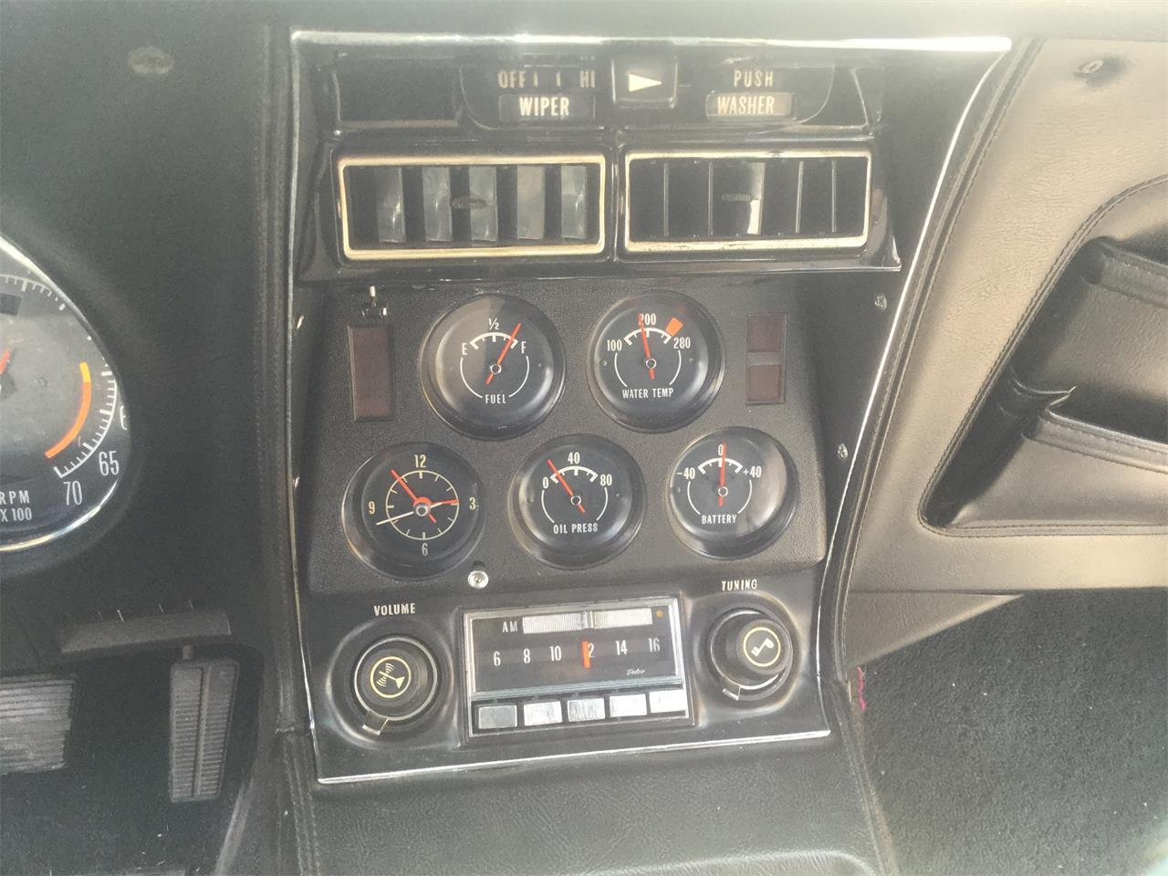 Large Picture of '74 Corvette - QGXT