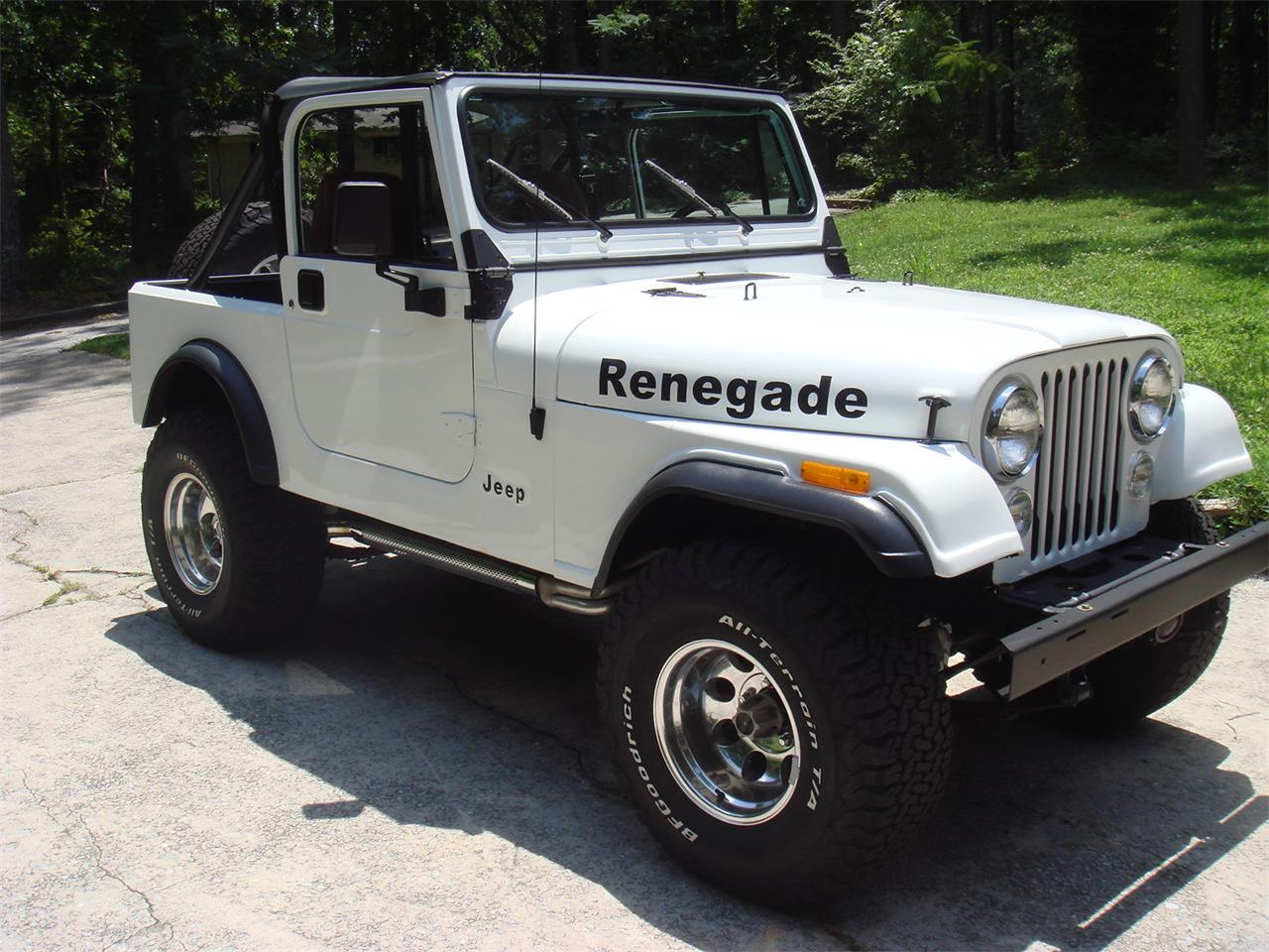 Large Picture of '77 CJ7 - QGYQ