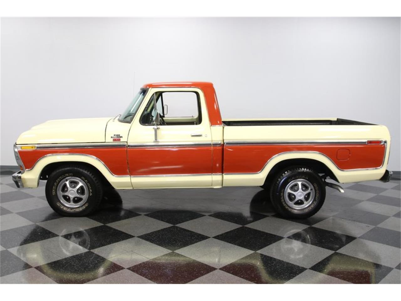 Large Picture of '78 F100 - QGYU