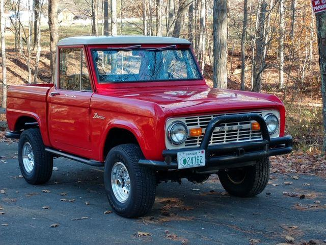 Picture of '66 Bronco - QDGP