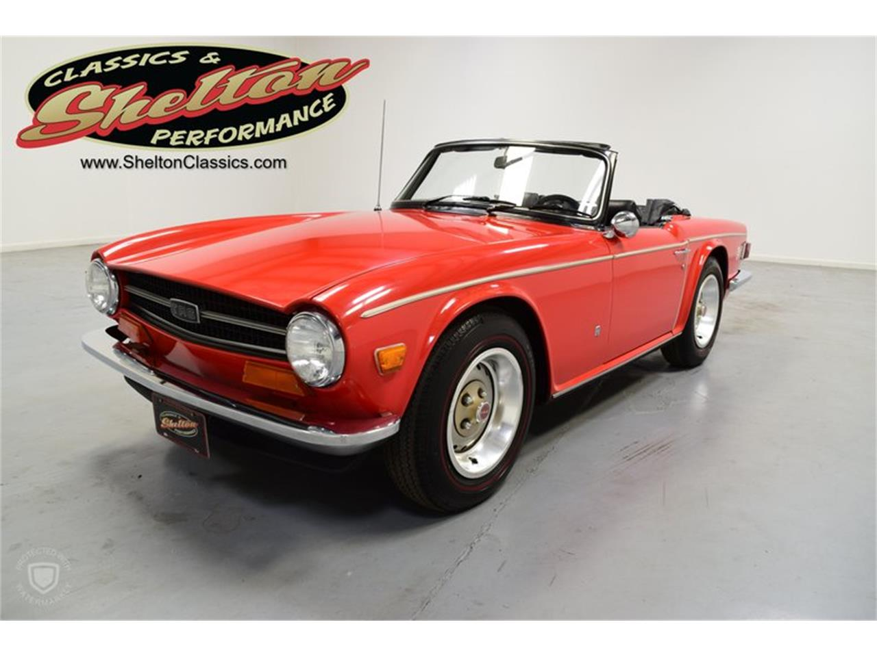 Large Picture of '73 TR6 located in Mooresville North Carolina Offered by Shelton Classics & Performance - QGZ7