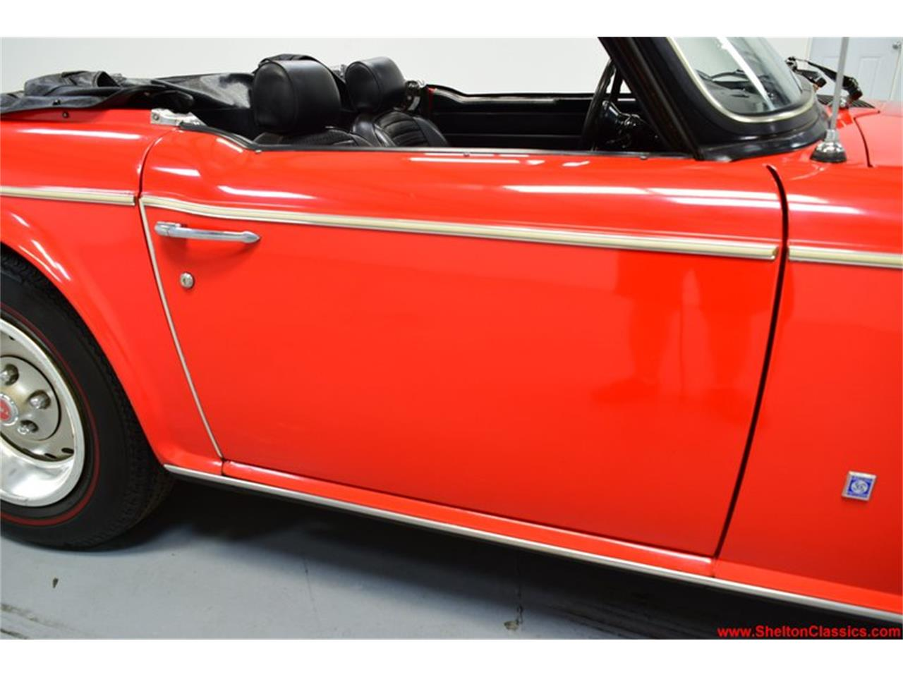 Large Picture of Classic 1973 TR6 located in Mooresville North Carolina - $16,995.00 Offered by Shelton Classics & Performance - QGZ7