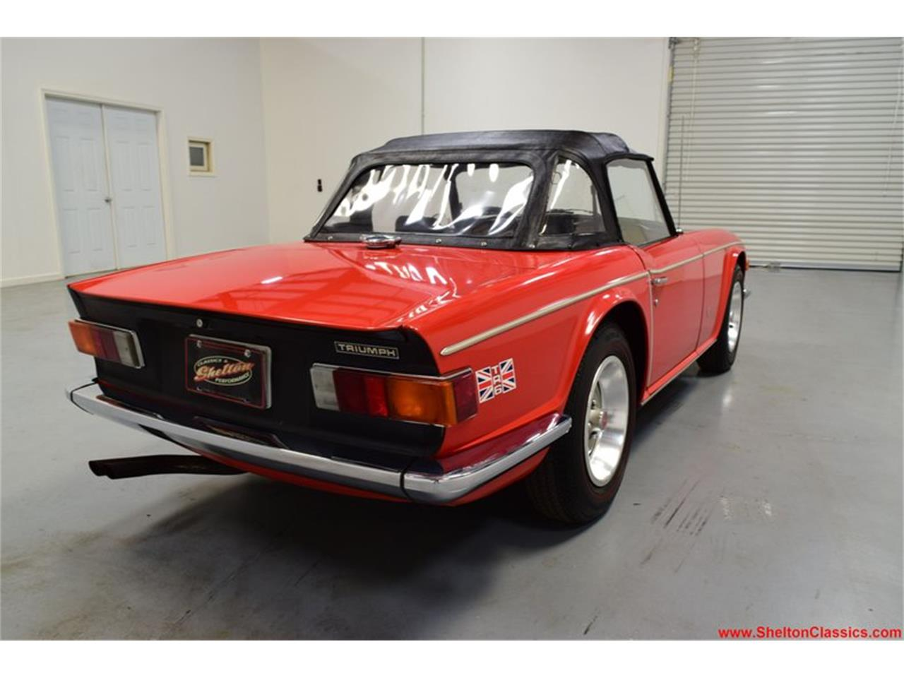 Large Picture of 1973 TR6 located in Mooresville North Carolina - $16,995.00 - QGZ7