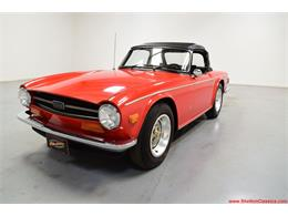 Picture of Classic 1973 Triumph TR6 located in Mooresville North Carolina - $16,995.00 Offered by Shelton Classics & Performance - QGZ7