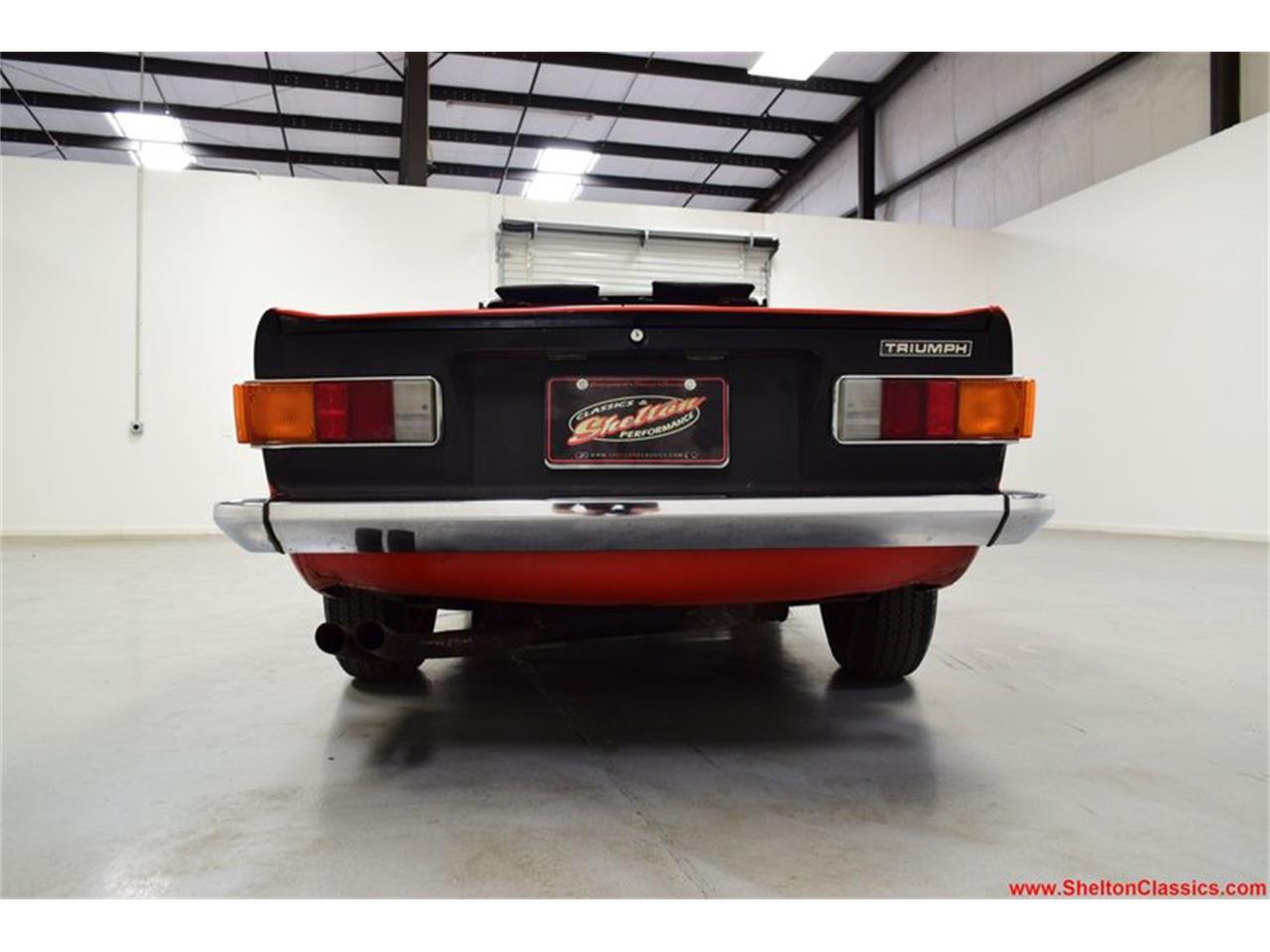 Large Picture of Classic '73 TR6 Offered by Shelton Classics & Performance - QGZ7