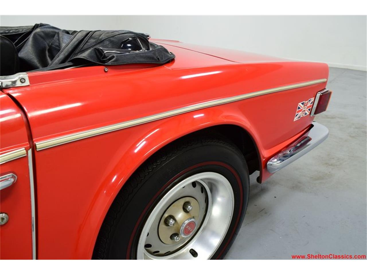 Large Picture of 1973 TR6 located in North Carolina - $16,995.00 - QGZ7