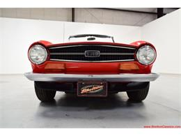 Picture of Classic 1973 TR6 located in Mooresville North Carolina - $16,995.00 Offered by Shelton Classics & Performance - QGZ7