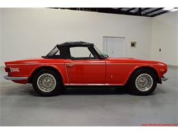 Picture of 1973 Triumph TR6 located in Mooresville North Carolina - $16,995.00 Offered by Shelton Classics & Performance - QGZ7
