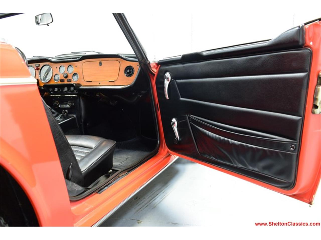 Large Picture of '73 Triumph TR6 located in North Carolina Offered by Shelton Classics & Performance - QGZ7