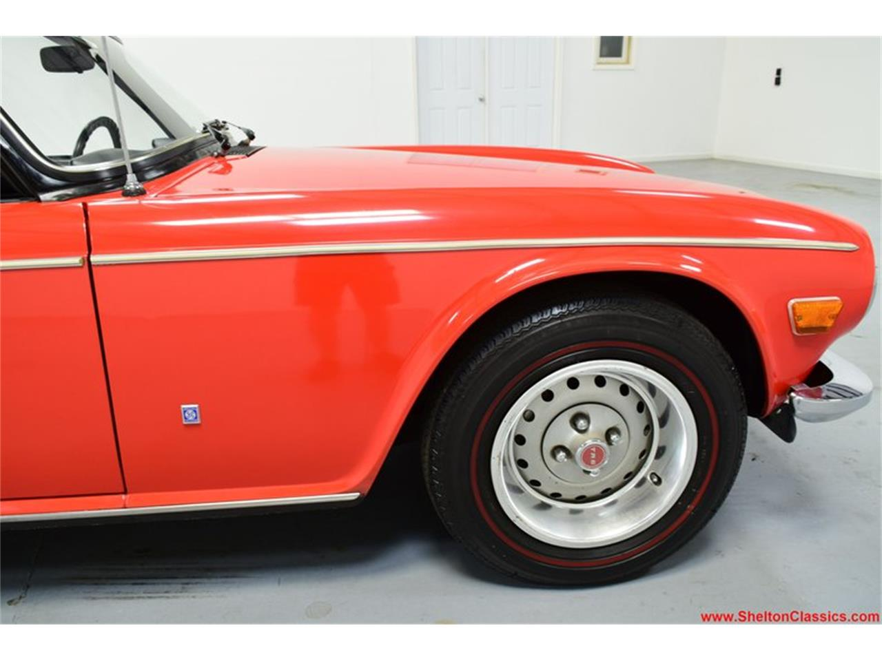 Large Picture of '73 Triumph TR6 located in North Carolina - $16,995.00 Offered by Shelton Classics & Performance - QGZ7