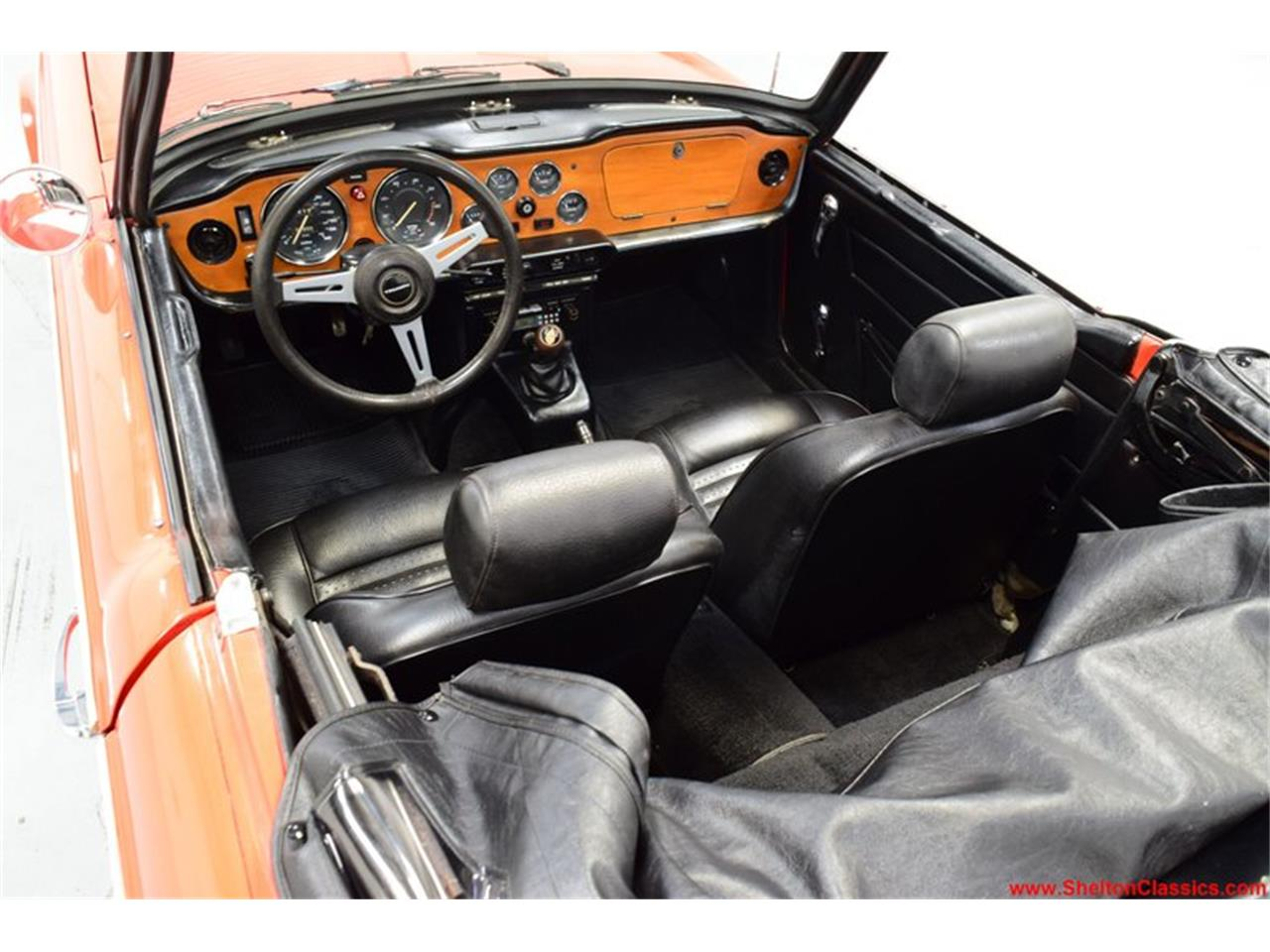 Large Picture of Classic 1973 TR6 - $16,995.00 - QGZ7