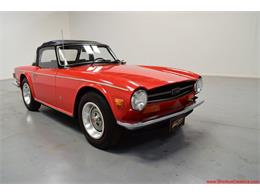 Picture of Classic 1973 Triumph TR6 located in North Carolina - $16,995.00 Offered by Shelton Classics & Performance - QGZ7