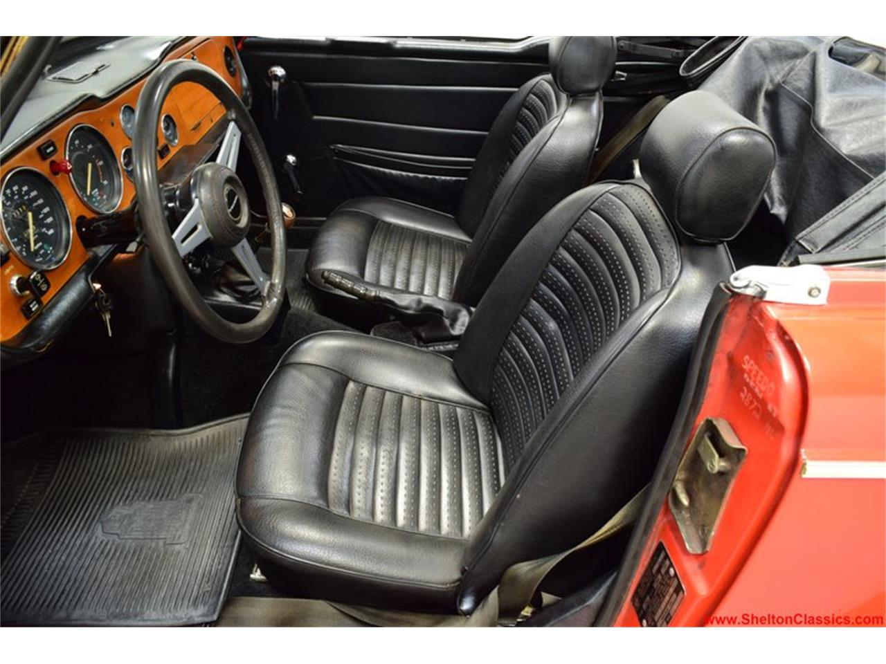 Large Picture of Classic '73 TR6 located in North Carolina - $16,995.00 - QGZ7