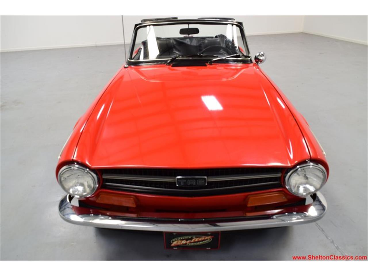 Large Picture of Classic '73 TR6 - $16,995.00 Offered by Shelton Classics & Performance - QGZ7