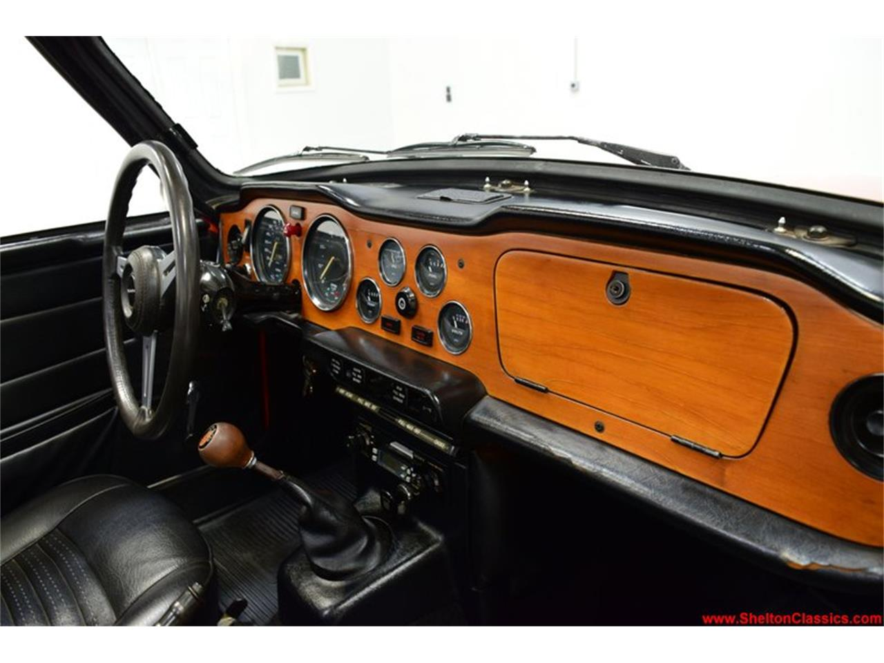 Large Picture of 1973 TR6 located in North Carolina - $16,995.00 Offered by Shelton Classics & Performance - QGZ7