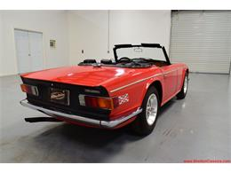 Picture of Classic '73 TR6 located in North Carolina Offered by Shelton Classics & Performance - QGZ7