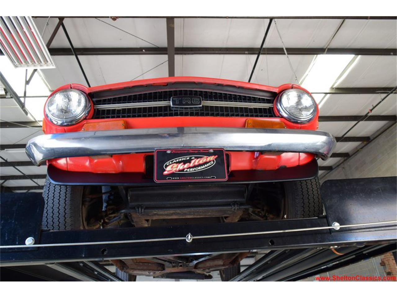 Large Picture of Classic 1973 Triumph TR6 located in Mooresville North Carolina - $16,995.00 Offered by Shelton Classics & Performance - QGZ7