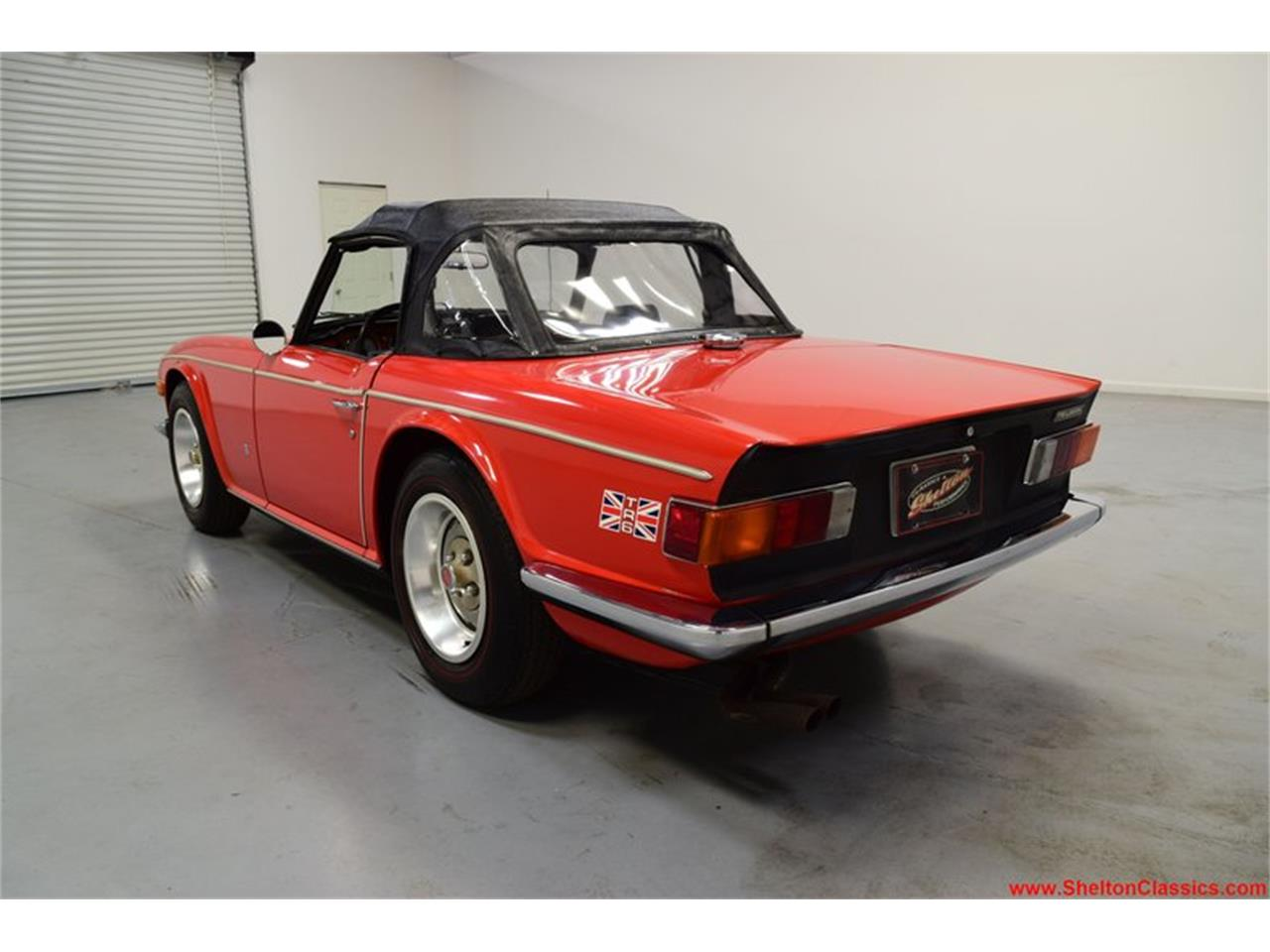Large Picture of 1973 TR6 Offered by Shelton Classics & Performance - QGZ7