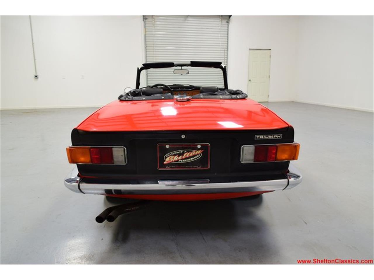 Large Picture of Classic '73 Triumph TR6 located in Mooresville North Carolina - $16,995.00 Offered by Shelton Classics & Performance - QGZ7