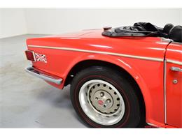 Picture of '73 Triumph TR6 located in Mooresville North Carolina - $16,995.00 Offered by Shelton Classics & Performance - QGZ7
